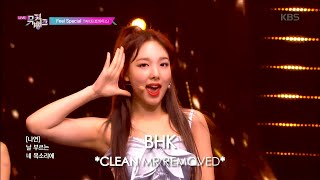 [CLEAN MR Removed] 190927 TWICE (트와이스) FEEL SPECIAL   Music …