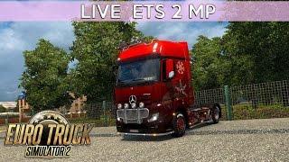 LIVE  |  EURO TRUCK 2 | Multi Abonnées