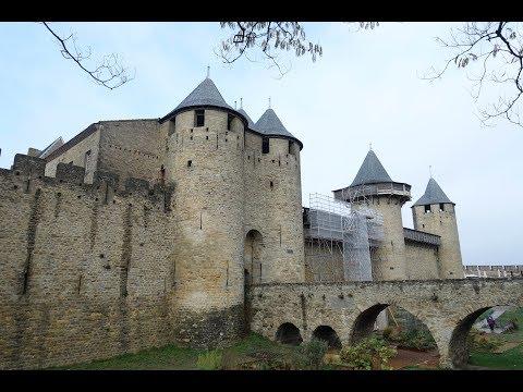 Jentravels | 🇫🇷Carcassonne Medieval Citadel + The Torture Musuem 南法卡尔卡松中世纪城堡+酷刑博物馆 【惊恐画面,胆小勿进】