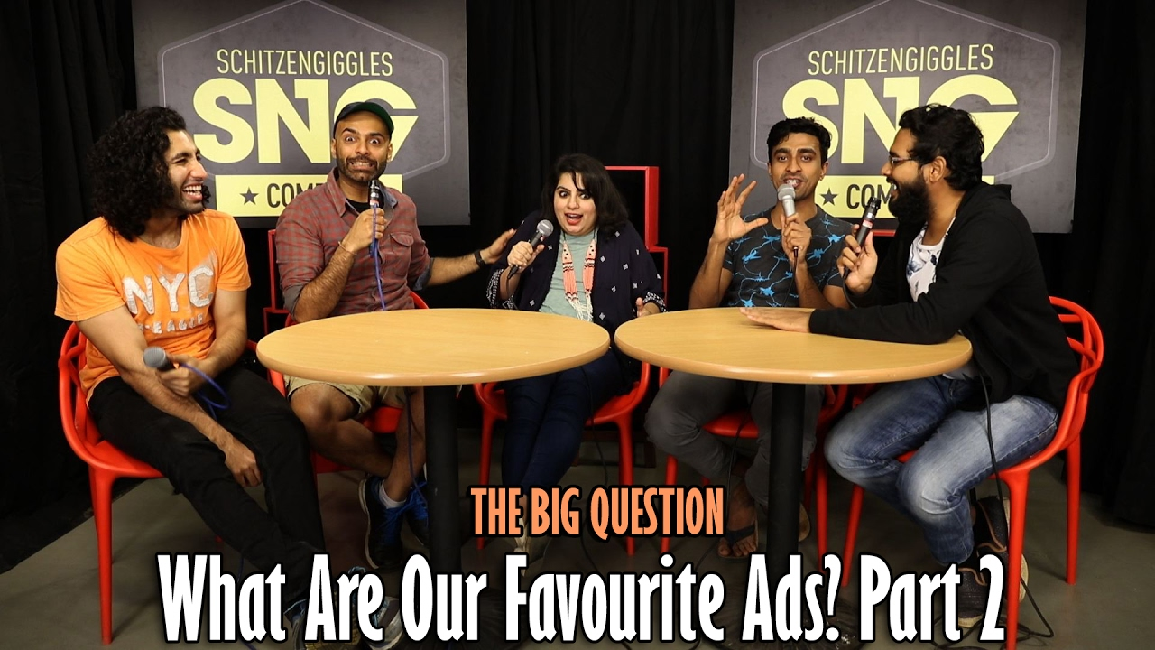 SnG: What Are Our Favourite Ads Ft Mallika Dua Part 2 | The Big Question Ep 42 | Video Podcast