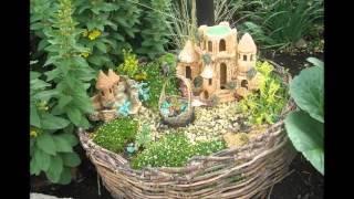 видео Мини-сад в горшке: мастер-класс по изготовлению своими руками