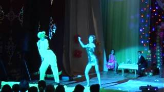 Танец Маски- Анастасия Мусияченко и Максим Морозов