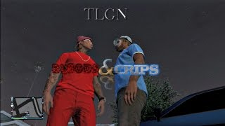GTA 5 (BLOODS AND CRIPS)/TLGN