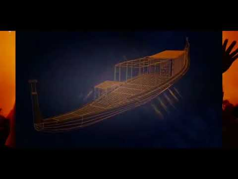 Secrets of Ancient Egyptian Ships  ⛵ See the Ancient Ship Building Techniques....  UFO 2017 Cab Ban