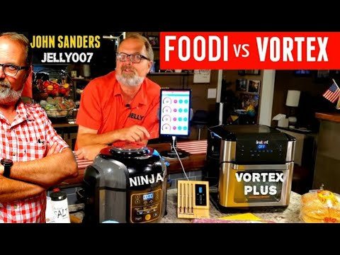 air-fryer-hamburgers-~-instant-pot-vortex-plus-&-ninja-foodi-w/-meater-how-to-air-fry-hamburger