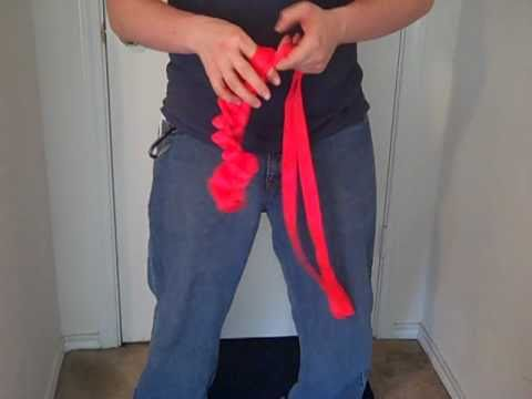 hqdefault how to make a rescue harness from webbing ( a k a \