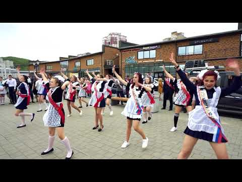 Танец Владимиро-Александровской школы Сити-центр 2018