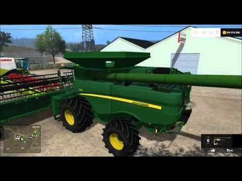 FARMING 2015 PS4 & PC !!!!!