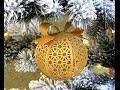 Filigree Ornament Assembly