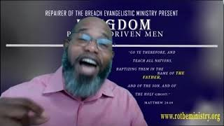 KPDM- Day One - Who is......God...Man...Human
