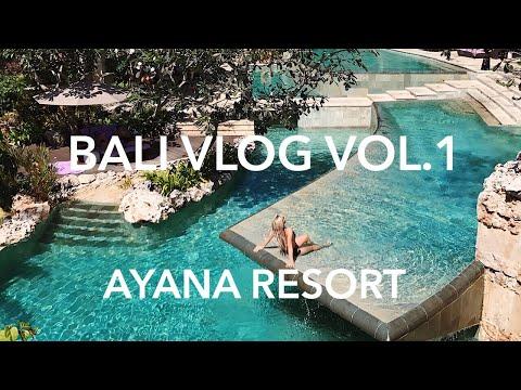 BALI VLOG -1- AYANA RESORT バリ旅行 アヤナリゾート ヴィラ紹介