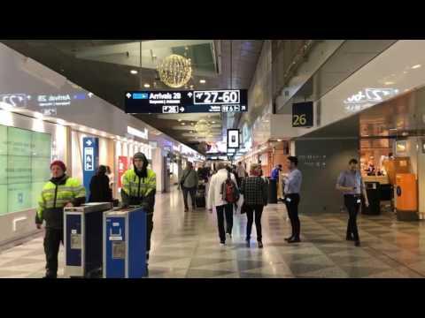Finnair Business Class : Helsinki to Singapore