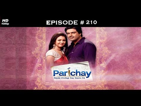 Parichay - 30th May 2012 - परिचय - Full Episode 210 thumbnail