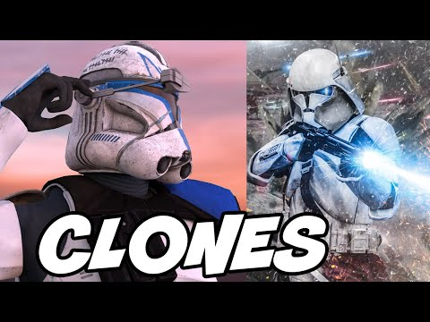 10 Facts about Clone Troopers You Need to Know Before CLONE WARS Season 7