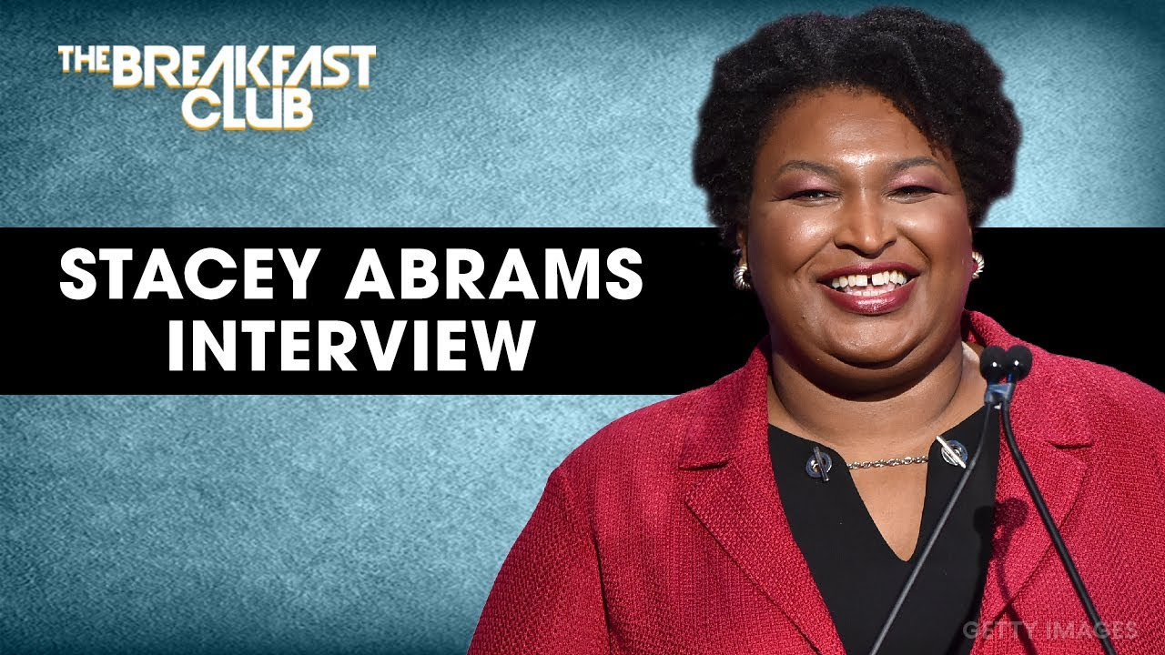 How Stacey Abrams helped turn Georgia blue for Biden