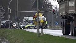 Schwerer Unfall in Wilhelmshaven