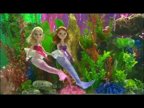Moxie Girlz Magic Swim Mermaid Dolls Commercial