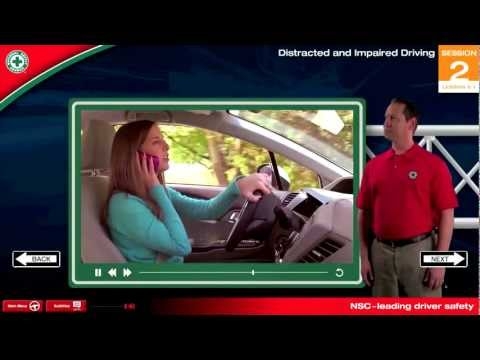 distracted-driving---national-safety-council-defensive-driving-course