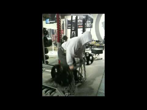 EliteFTS.com: ONE movement - Swiss Bar Row with Chains