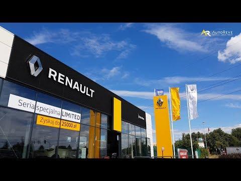 Renault, Aktualizacja Nawigacji GPS WNRO 2019 / Auto Reve Toruń