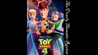 Woody, Buzz and Bo Peep All Grown Up - Toy Story 4 Review