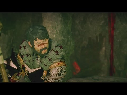 Dragon Age Inquisition Hawke's Death / Hawk Death Scene