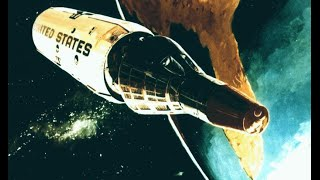 Amerykańska Stacja Kosmiczna, miała powstać wczasie zimnej wojny ?