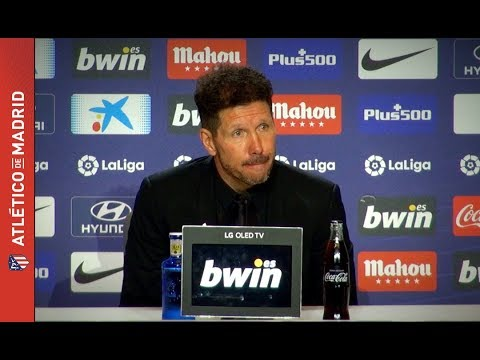 #ATMFLASH | Simeone, Juanfran and Rodrigo analyse the win against Levante