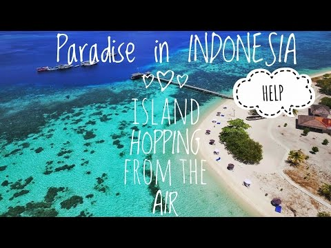 Indonesia | Secret Islands & Beaches | Drone 2016