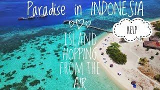 Indonesia | Secret Islands & Beaches | Drone 2016
