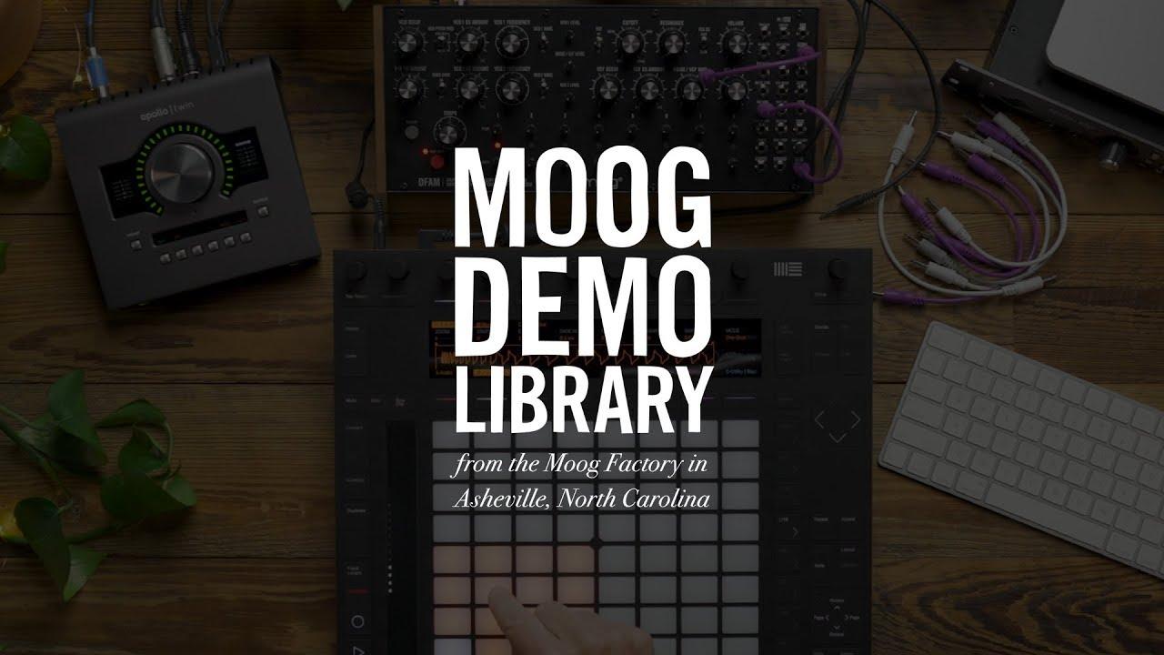 Ableton Live CV Tools Integration | Moog