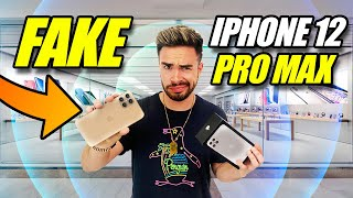 ME ESTAFARON VENDIENDO UN IPHONE 12 PRO MAX FALSO 💰