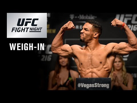 UFC Fight Night Milwaukee: Weigh-in