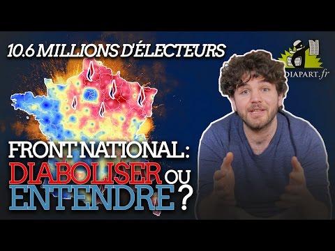 10.6 millions d'électeurs FN : Diaboliser ou entendre ? par Osons causer