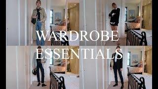 My Wardrobe Essentials | Lizzy Hadfield