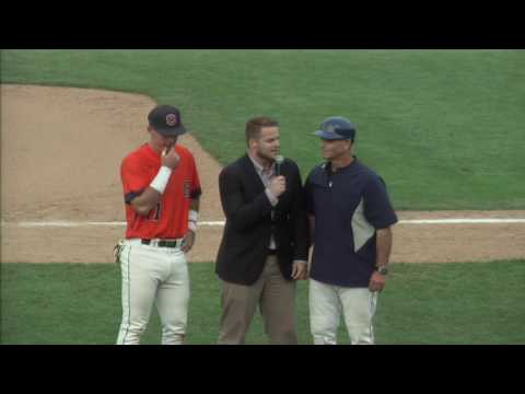2017 South Atlantic Conference Championships: Tom Griffin and Paul Kirby Interview 4-30-2017