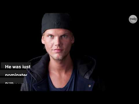 Avicii found dead at 28