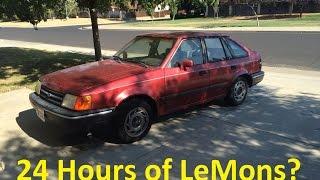 Vlog: $300 Car - 24 Hours Of Lemons?