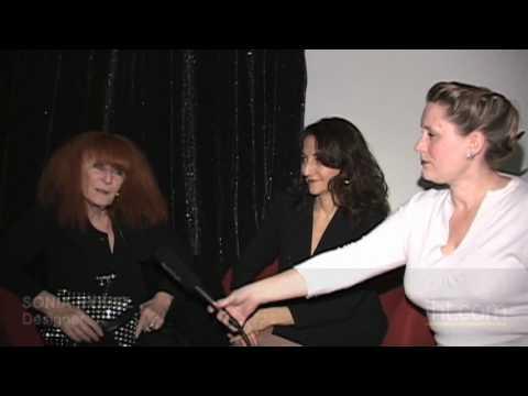 Sonia Rykiel Celebrates 40 Years of Fashion (2008)