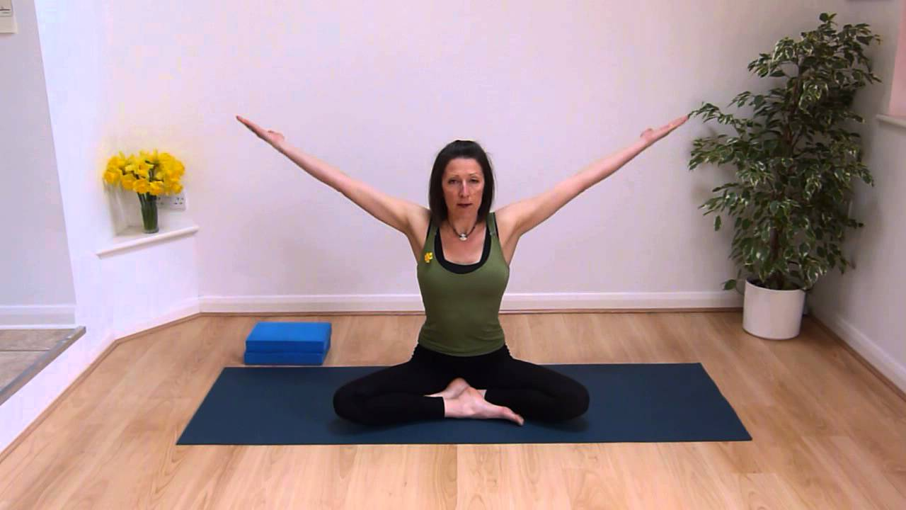 Yoga Warm Up Sequence - YouTube