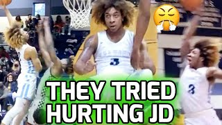 THEY PISSED OFF JD DAVISON! Calhoun Wins OVERTIME THRILLER Against Dirty Team 🤬 JD Scores 37 POINTS