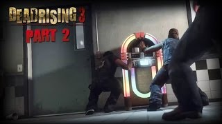 Dead Rising 3 Gameplay Walkthrough Part 2 - What Did I Say! (w/ Facecam)