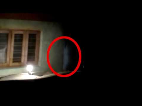 Real Ghost Caught on Tape Near Forest Cabin  Scary Video  Shocking Ghost Sightings  Horror Video
