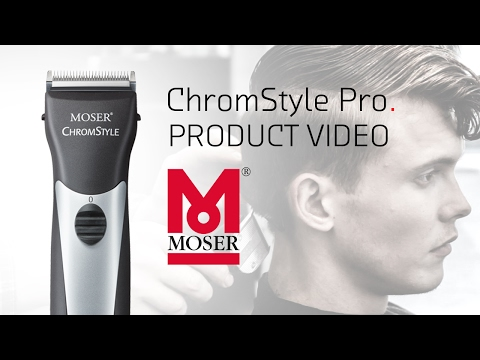MOSER Profilline - ChromStyle Pro - Product Video