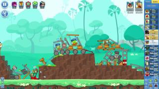 Angry Birds Friends on Facebook Pig Your Ride Tournament Level 3 No Power Ups 3 Stars May 25 2017