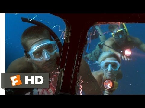 Into the Blue (1/11) Movie CLIP - Jared's Discovery (2005) HD