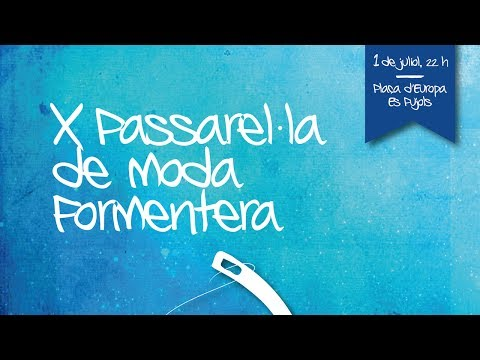 X Passarel·la de Moda Formenteraиз YouTube · Длительность: 1 час59 мин13 с