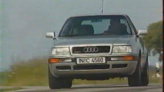 Audi 80 Avant (B4) (Test - Essai - Reportage) FR 1992