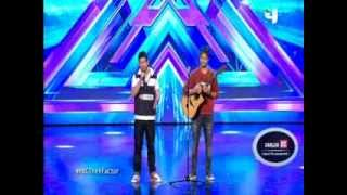 The X factor Arab 2015- Groupe BMD&SAEED Algeria .