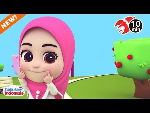 Lagu Anak Islam Terpopuler - Berpuasa Di Bulan Ramadhan - Lagu Anak Anak